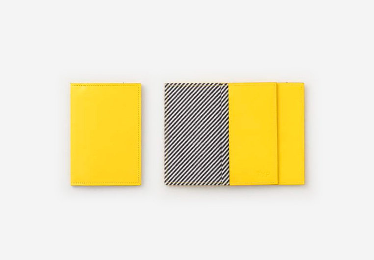 105 X 74 5 Mm Yellow Striped